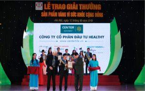 cúp vàng sức khỏe cộng đồng