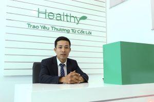 công ty cồ phần đầu tư Healthy